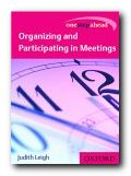 Organising and Participating in Meetings