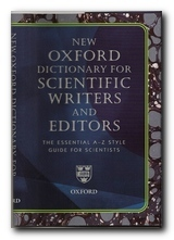 Dictionary for Scientific Writers and Editors