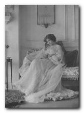 Ottoline Morrell - portrait