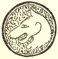 Hogarth Press - Book Jackets - colophon - Bell
