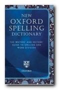 Specialist Dictionaries - Oxford Spelling Dictionary