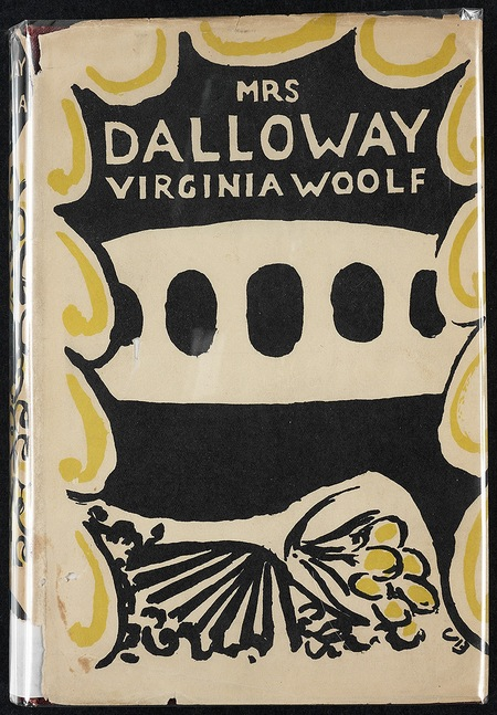 Mrs Dalloway - first edition