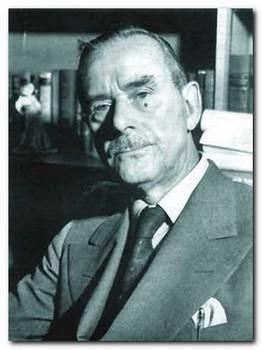 Thomas Mann - portrait
