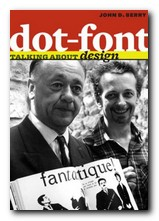 dot-font: talking about design