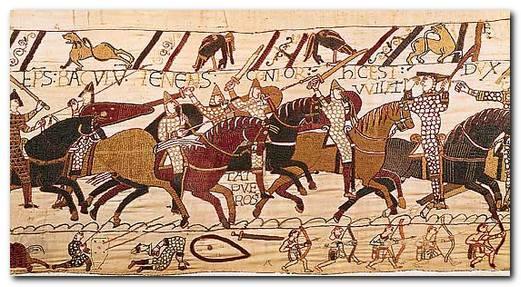 Bayeux Tapestry - analysing narratives