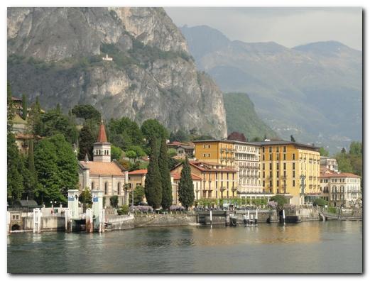 Cadenabbia Lake Como